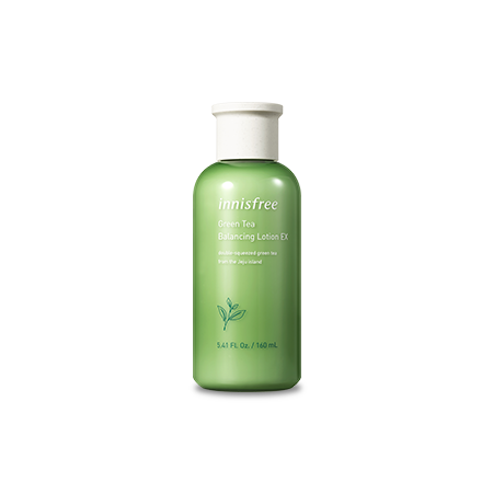 Green Tea Balancing Lotion Ex Lightweight Lotion With Jeju Green Tea Extract Absorbs Quickly To Hydrate Skin While Helping To B Lotion Hydrate Skin Green Tea