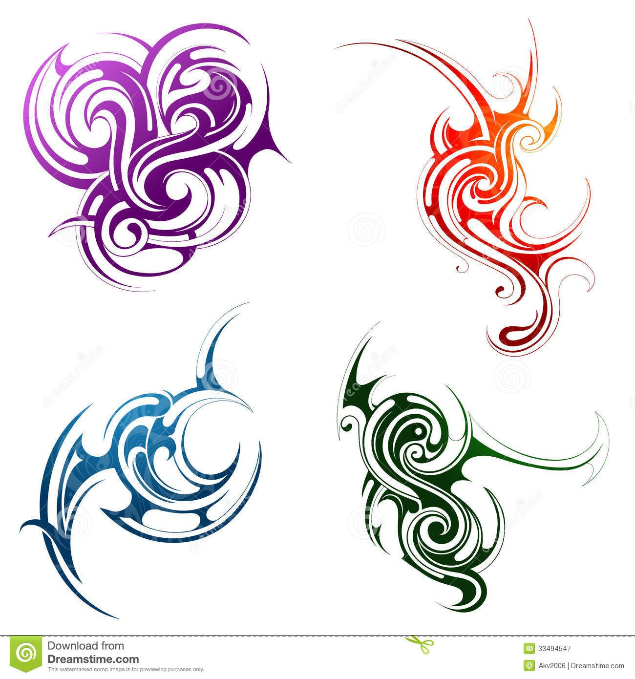 Tribal Earth Wind And Fire Designs Google Search Tribal Tattoos Water Tattoo Tribal Tattoo Designs