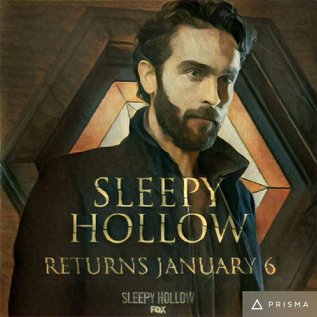Tom Mison #SleepyHollow #FOX Returns January 6th 2017 9/8c Season 4