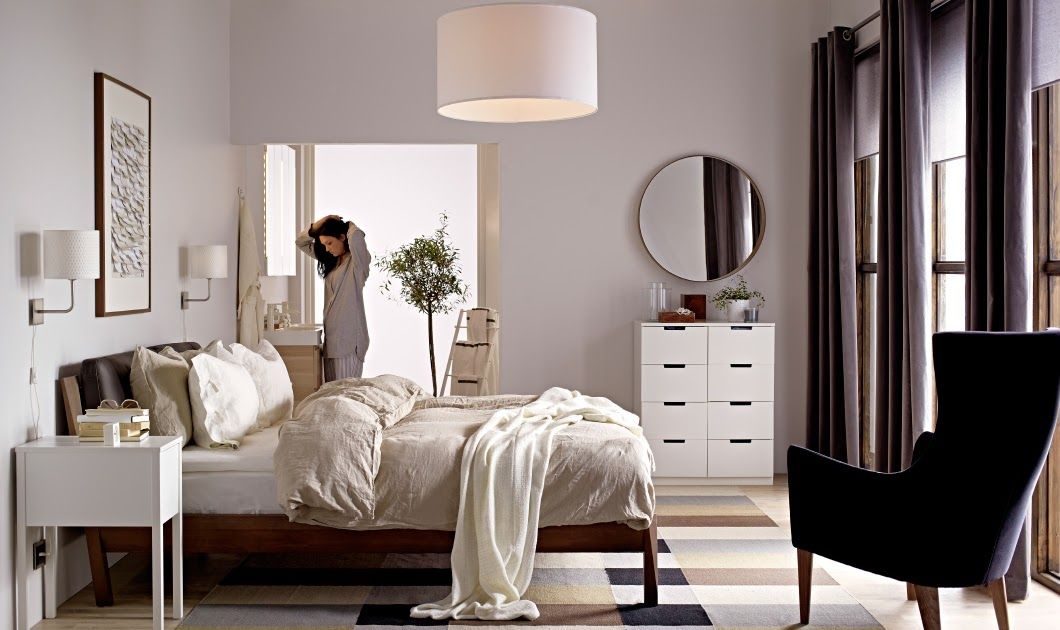 45 Ikea Bedrooms That Turn This Into Your Favorite Room Of Fresh Kid Bedroom Set Ikea Idea For Fortable Child The New Des Ikea Bedroom Woman Bedroom Ikea Bed