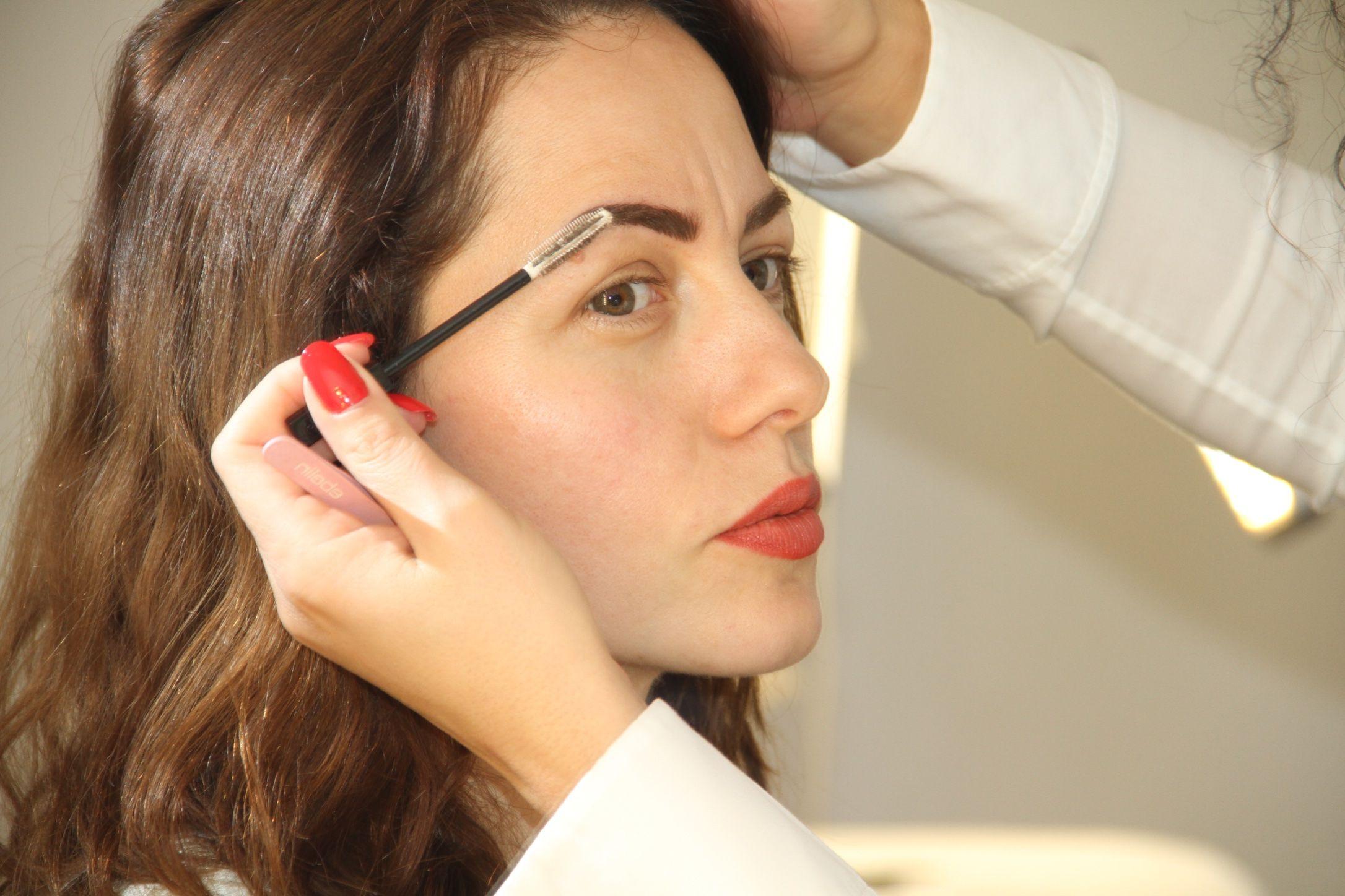 Make Up Kast : Microblading permanent makeup faceconcept by daniela kast