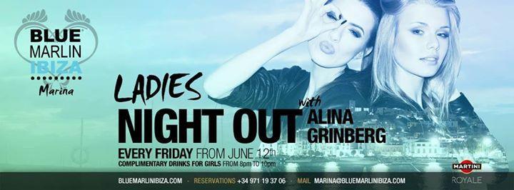 Ibiza: Ladies Night Out with Alina Grinberg - Eventos España