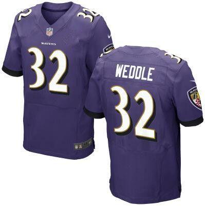 eric weddle ravens jersey