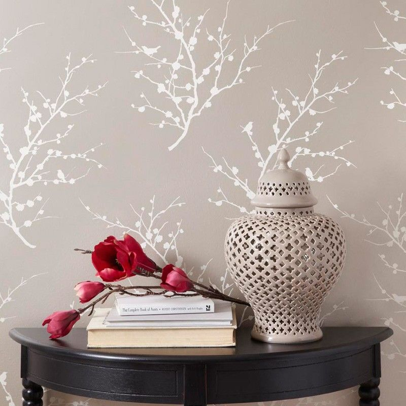 Tempaper Designs Edie Champagne Wallpaper Pure Home Temporary Wallpaper Temporary Wallpaper Bedroom Wallpaper Accent Wall