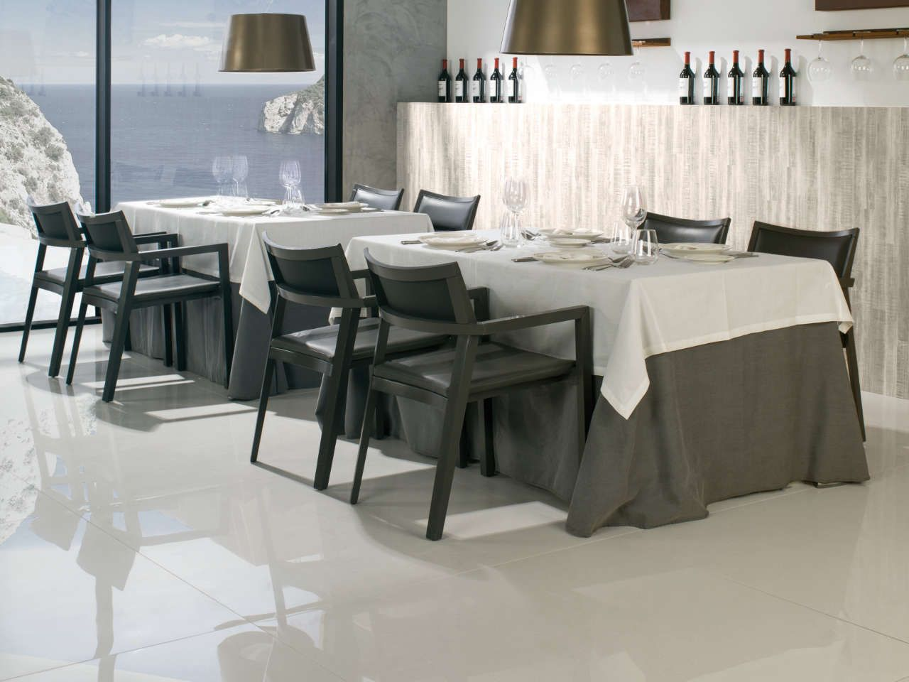 Stuc white polished 119x119 cm flooring pinterest white polish urbatek through body technical porcelain tiles that have less than absorption colour throughout its mass and are fully glazed doublecrazyfo Choice Image