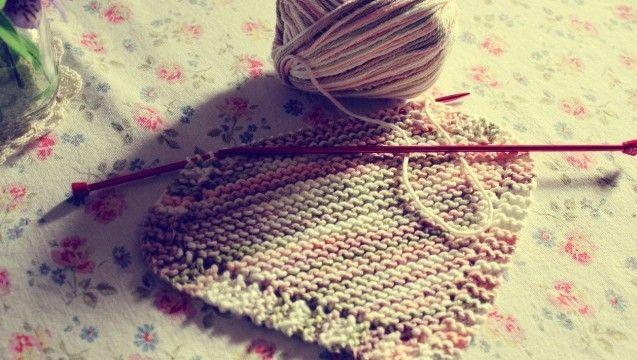 Knitted Dishcloths   Busymitts