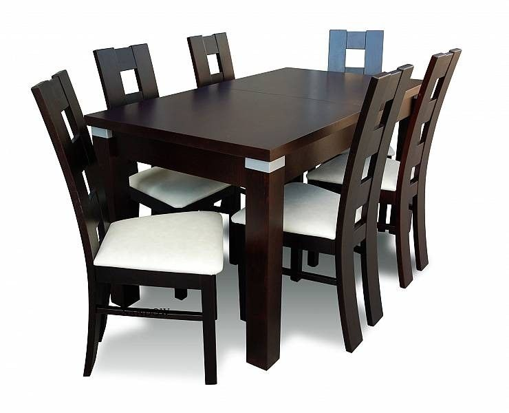 Table S22  6 Chair K42S  Dining Sets Inspiration Wood Dining Room Chairs 2018