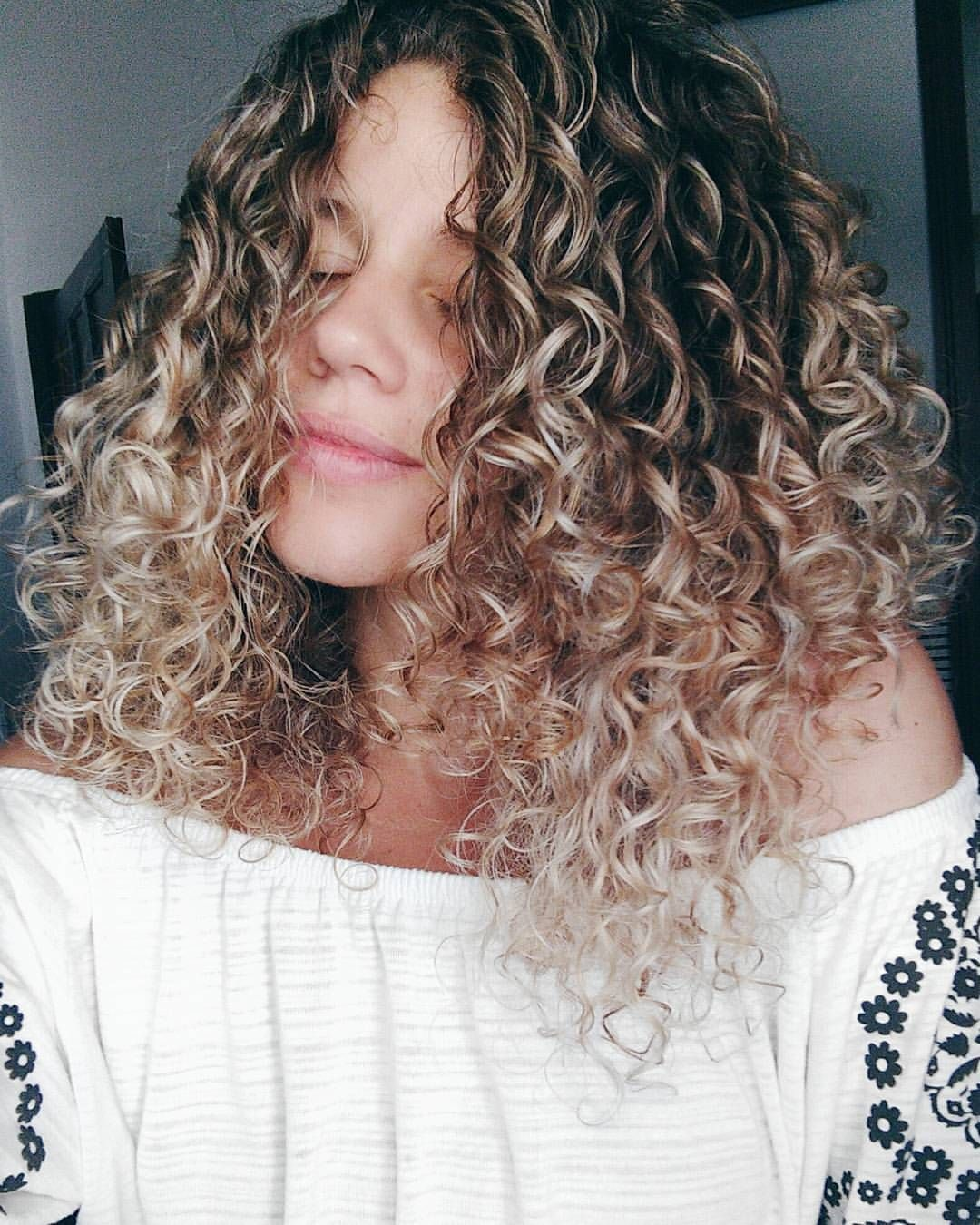 Pinterest Infinite R Curly Cachos Cabelo Curly Hair Styles