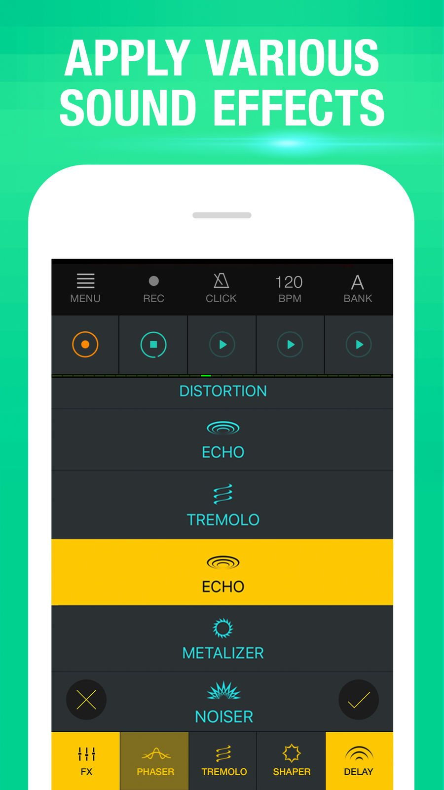 Beat Maker Go Make Music iosEntertainmentappapps