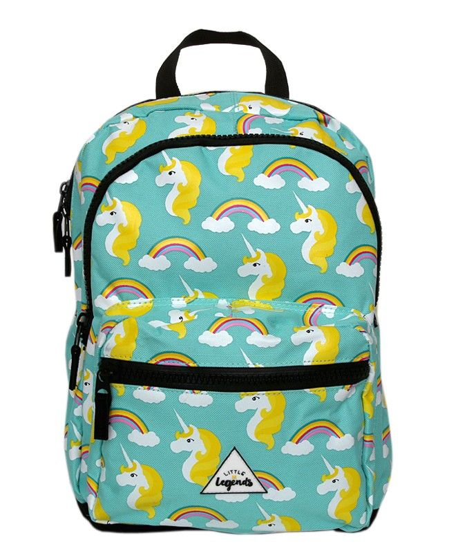 LITTLE LEGENDS BACKPACK UNICORN