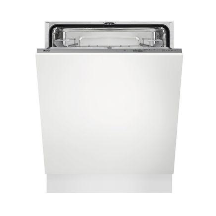 AEG fully integrated 60cm dishwasher Free kitchen design