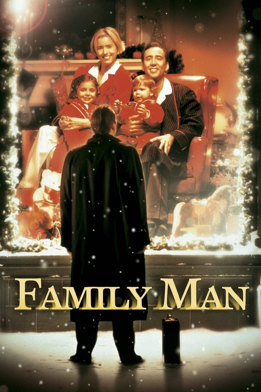 The Family Man 2000 Pelicula Completa En Español Latino Castelano Hd 720p 1080p Family Guy Man Movies Love Movie