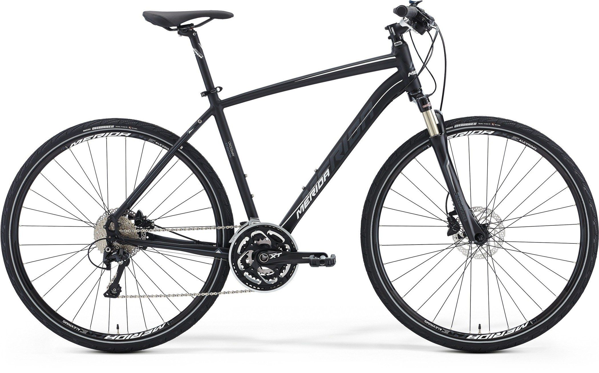 Crossway Xt Edition Trekking City Merida Bikes Nederland