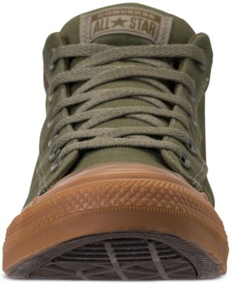 Converse Men's Chuck Taylor All Star Street Mid Combat Zone