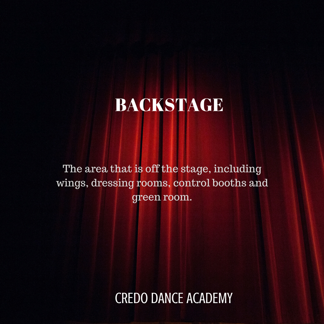 Pin by Louise Hudson on Theaters | Dance terms, Dance
