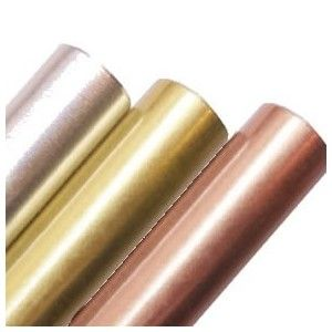 Lamina Color Bronce