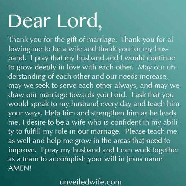 Thank you message to god for wedding anniversary