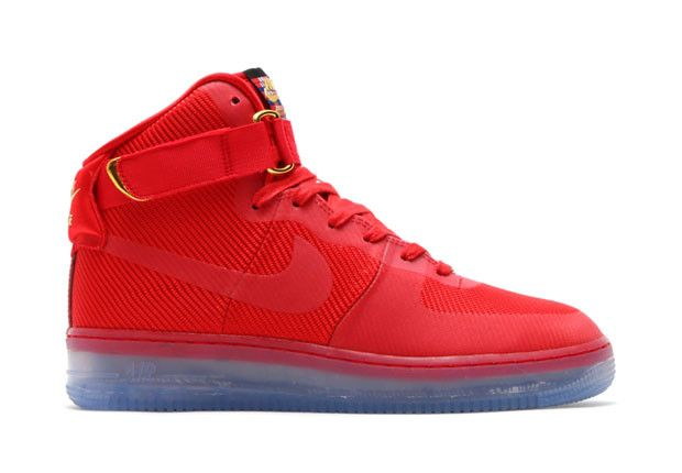 new style b2a08 f2b31 Nike Air Force 1 CFMT High Lux  Red