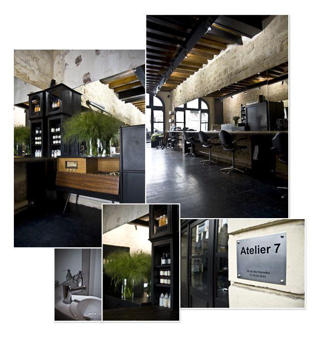 Hot spots : nos 10 coiffeurs préférés à Paris et ailleurs | A ...