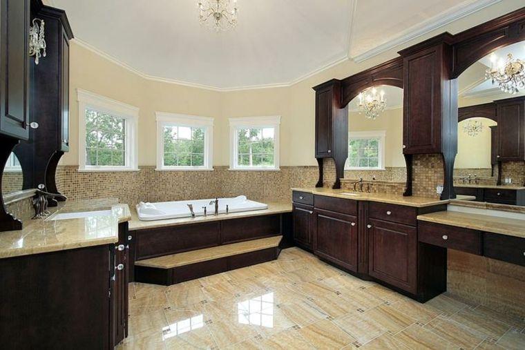 binito conjunto muebles baño lujosos Interiores para baños Pinterest - baos lujosos
