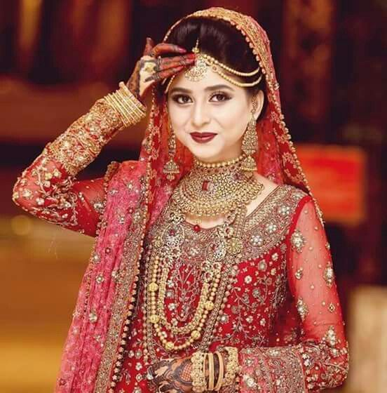 Pin by shahzadi k on pakistani bridal pinterest for Bride groom dresses for indian wedding