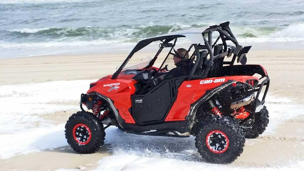 Seaside Park Nj Approves Beach Buggies Beach Buggy Seaside