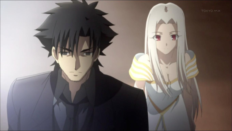 Kiritsugu Emiya / Irisviel Von Einzbern【Fate/Zero】