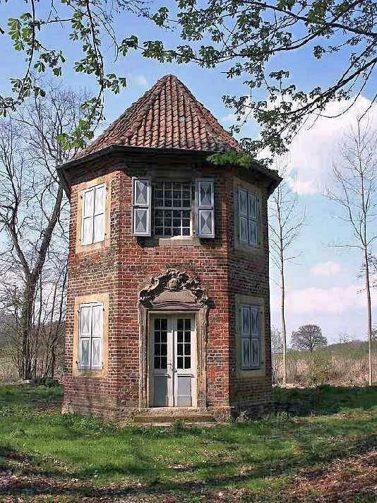 Gartenhaus Vom Haus Venne