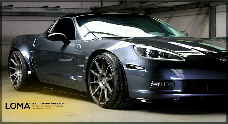 Wide Body Corvette C6 Corvette Chevrolet Corvette C7 Dream Cars