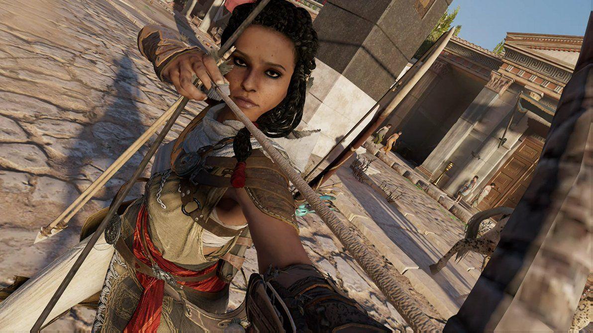 Image result for Aya (Assassin's Creed Origins)