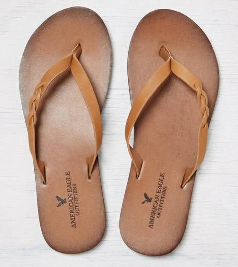 buy cheap largest supplier AEO Braided Flip Flop cheap sale supply V64iYqLFd3
