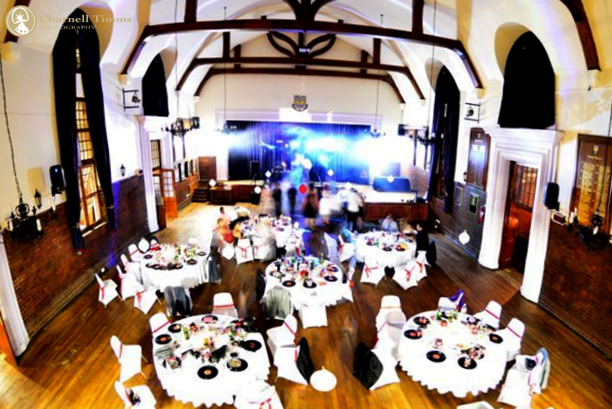 affordable wedding reception venues minnesota%0A Wedding reception at historical high school with    u    s themed decor at  Jessep High School Johannesburg