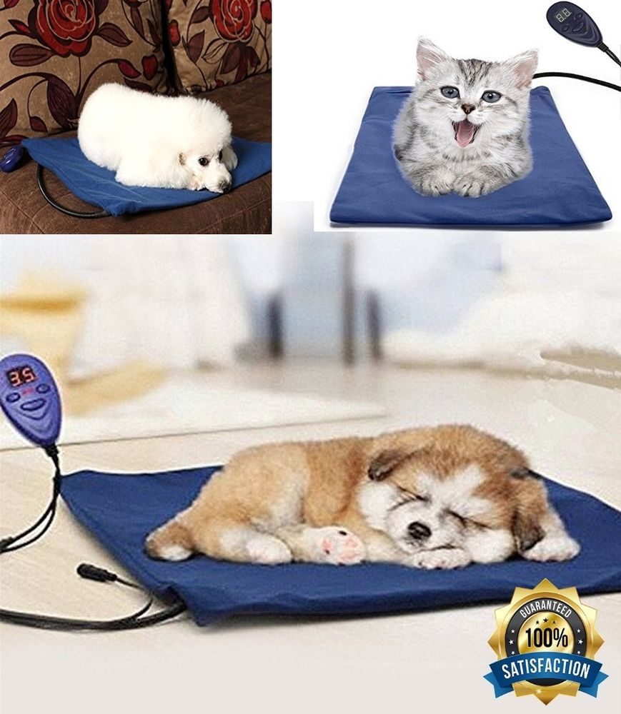 Animal Heating Pad Electric Mat Pets Outdoor Dog Kitty