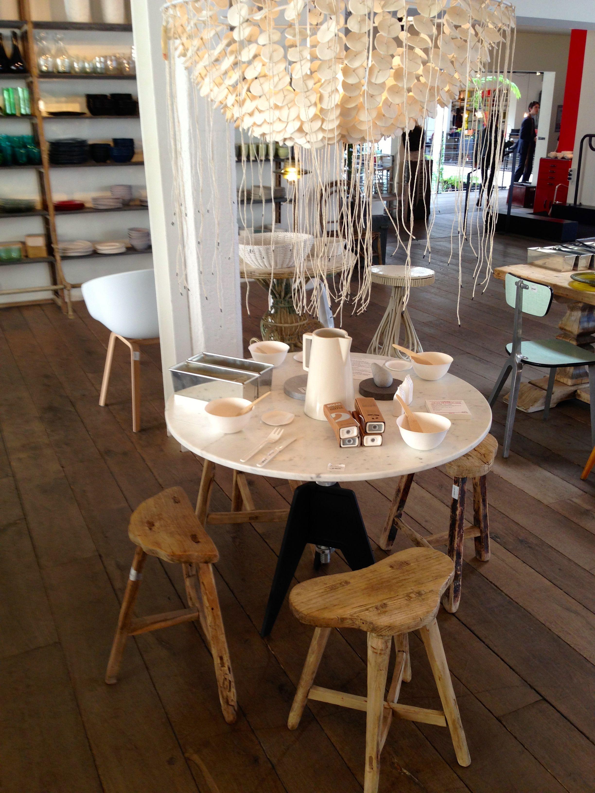 Merci Shop in Paris April 2013