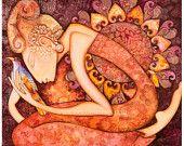 Firebird - The Balinese Goddess Of Dance