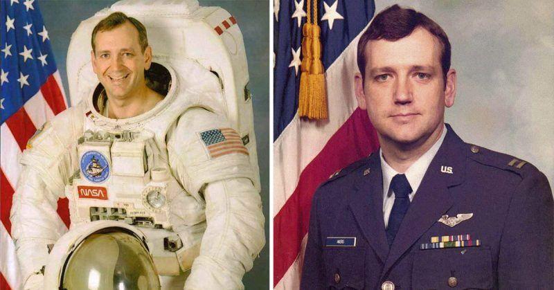 Springboard to NASA The Flightpath of an Astronaut
