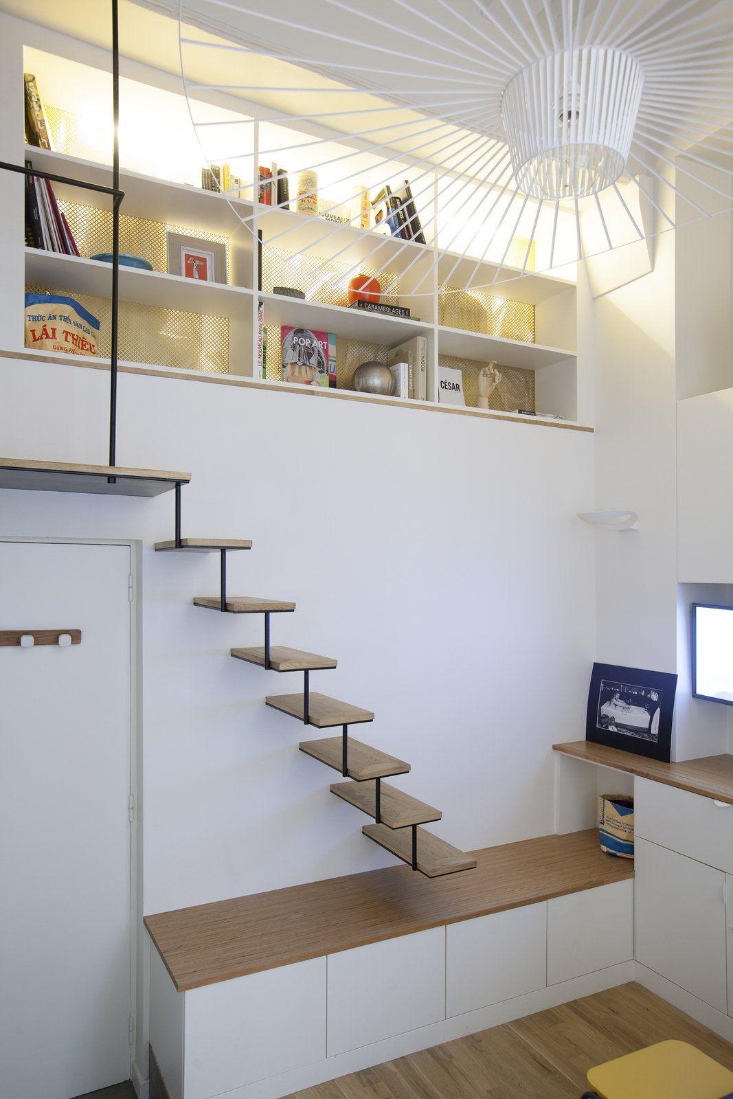 Charmant Un Petit Appartement Avec Une Jolie Hauteur Sous Plafond