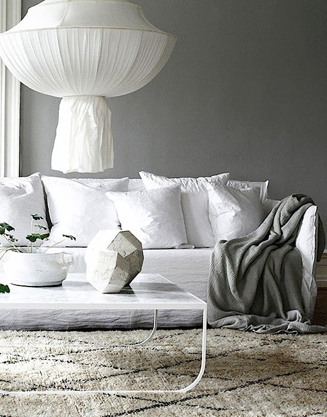 French By Design: Perfect sofa : the search is over! Slipcover inspiration