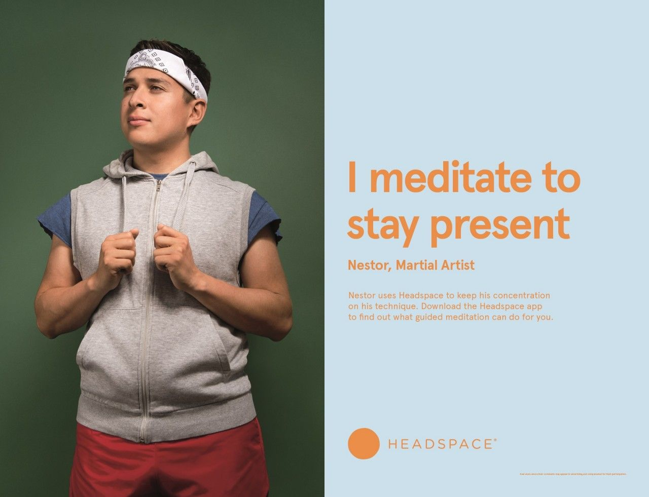 Headspace i meditate by mother new york creative works