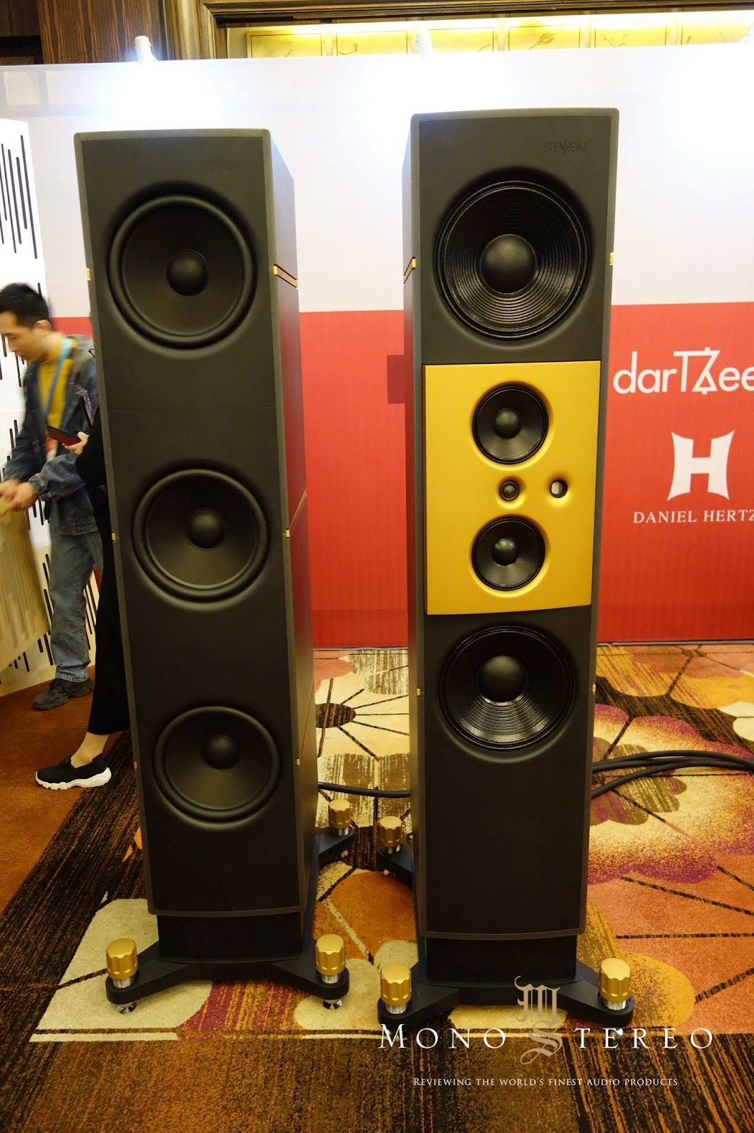 Mono and Stereo High-End Audio Magazine: Shanghai Hifi Show 2019