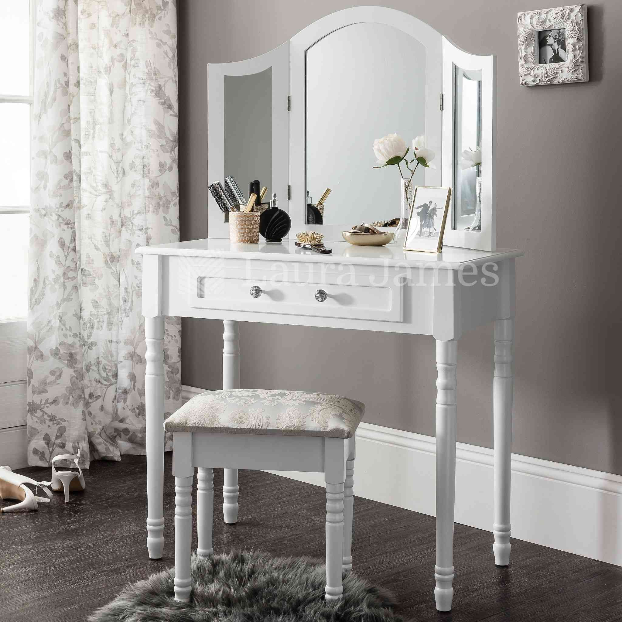 14 Luxury Dressing Table With Some Extra Mirrors White Dressing Tables Shabby Chic Dresser Shabby Chic Bedrooms