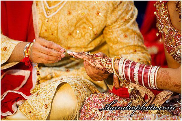 indian wedding ring exchange - Indian Wedding Rings