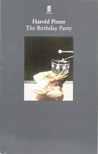 the birthday party harold pinter essay