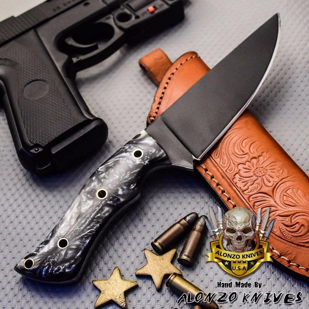 Alonzo Knives Usa Custom Handmade Tactical Hunting 1095 Knife Corelon 3329 Alonzoknives Knife Making Knife Making Tools Knife