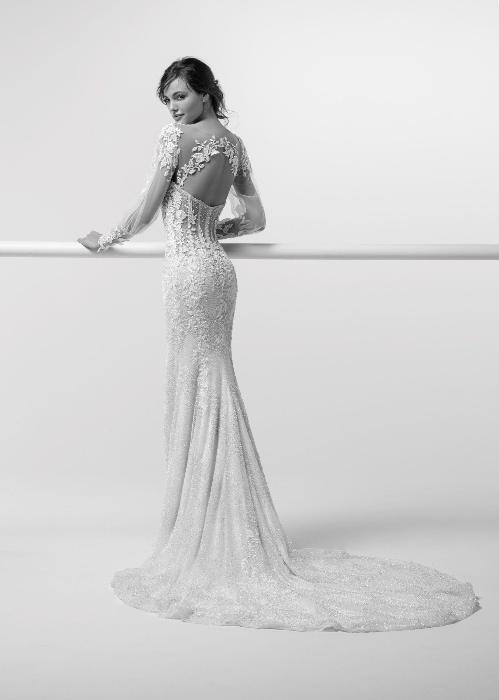 7d1e6fd2e44f ALBERTA - ARAB19747 ARJK19747 - Couture Age - Alessandra Rinaudo Milano  2019 Collection