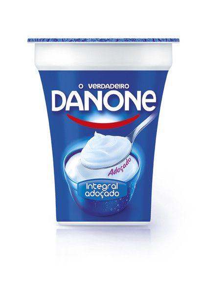 Danone Yogurt Yogurt Packaging Dairy Packaging