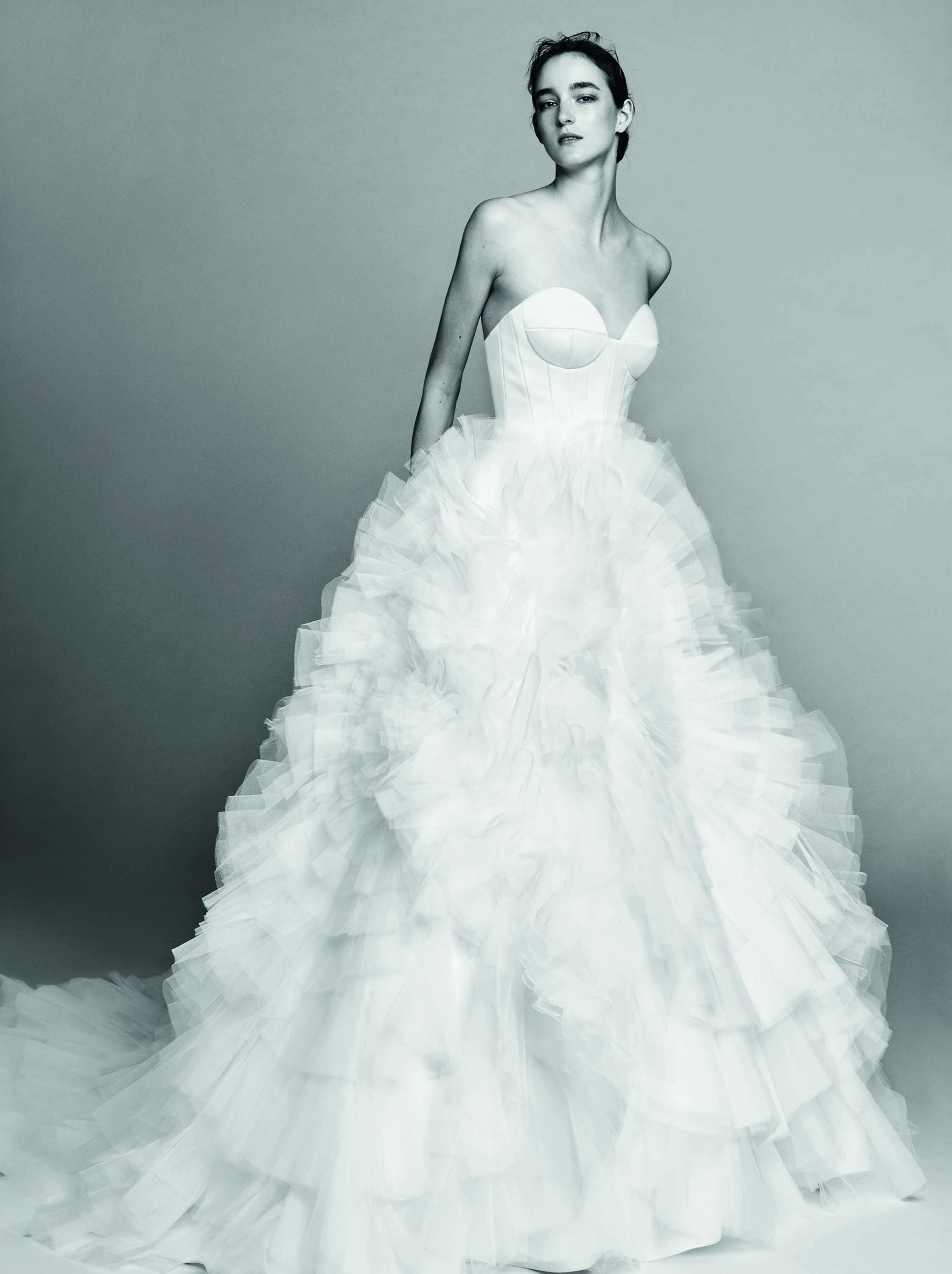 See the complete viktor u rolf bridal fall collection