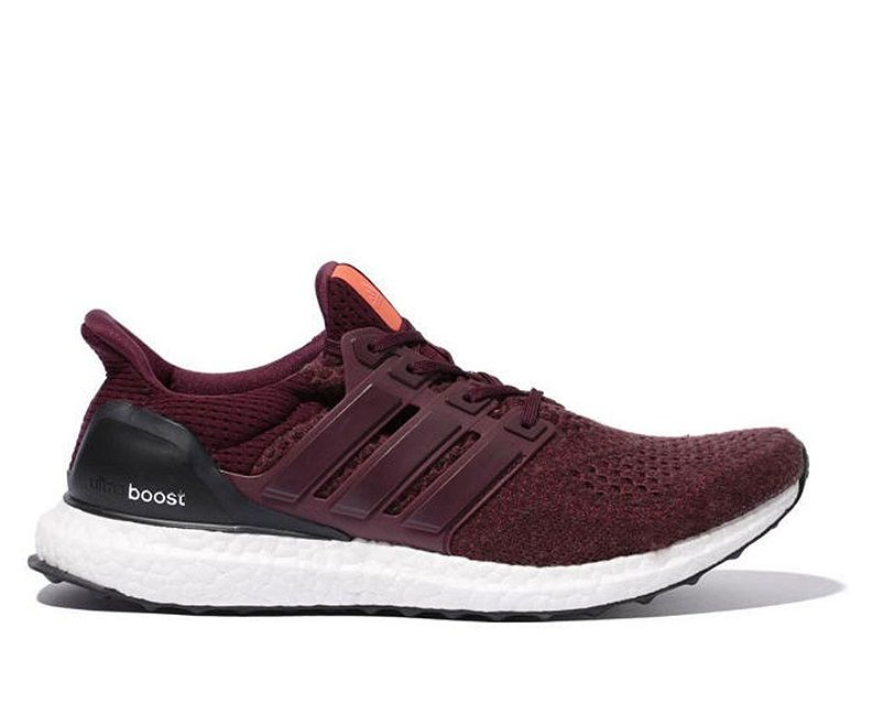 adidas Ultra Boost Wool; Mulberry