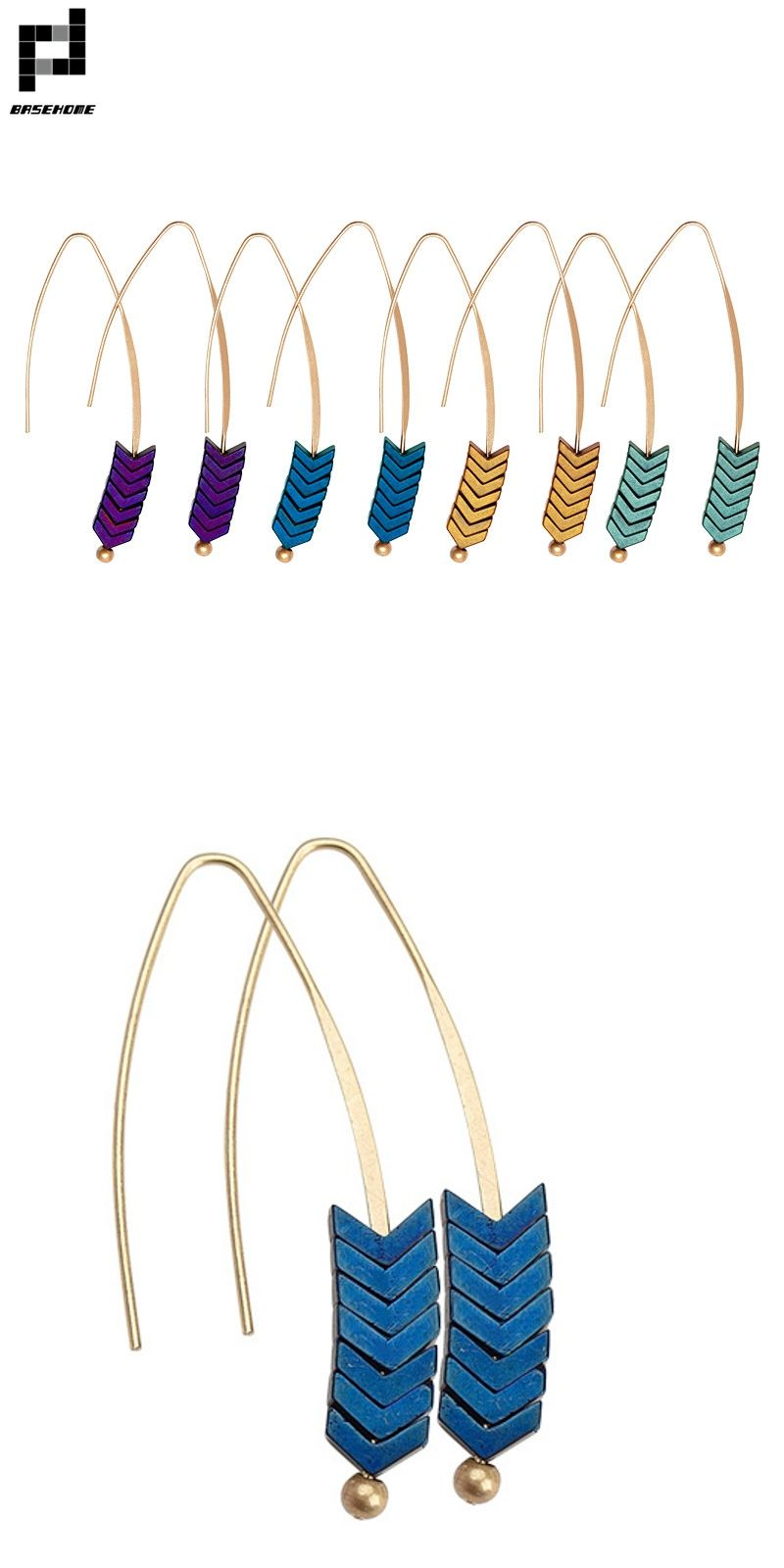 rainbow dangle earrings collections stone aleya product round products image natural