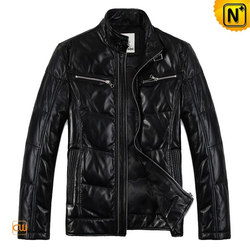 Down Leather Designer Jacket 2012 Winter Men's Down Leather ...